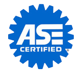 ASE Certified (Automotive Service Excellence)